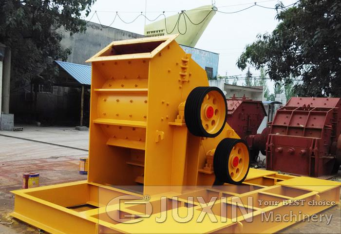 Double Rotor Ultra-fine Crusher