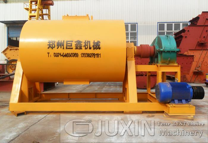Intermittent Ball Mill