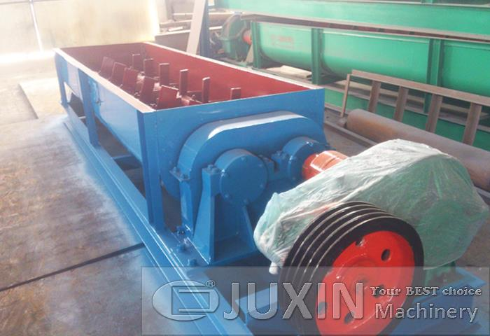 Double Axle Mixer